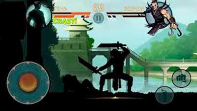 взломанная игра shadow fight на android